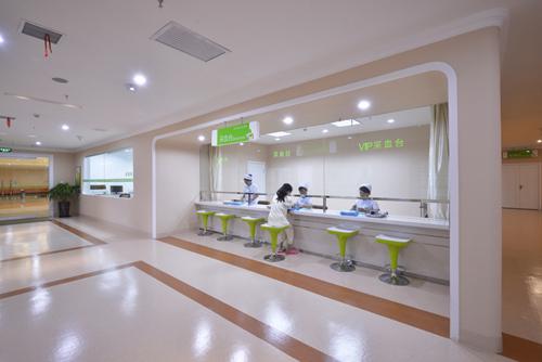 合肥体检中心设计-卓创装饰