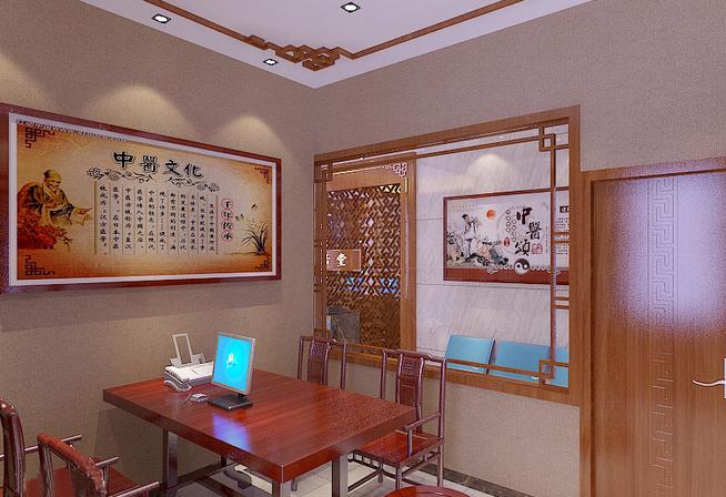 中医馆装修设计