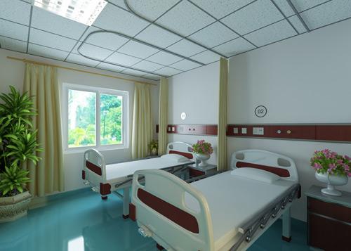 医院病房设计:家庭化 人性化 艺术化开创住院新模式
